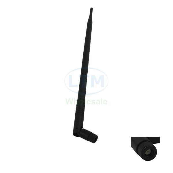 LANTOM 10 9dBi WiFi rp/sma Omni tp/link 2.4G 9dBi RP-SMA antenna style 1 made in china 2 4 9dbi rp sma