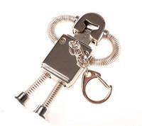 Mini robot usb flash drive 64gb stainless steel pendrive 64gb flash drive pen drive 64gb creative gifts usb flash drive 32gb