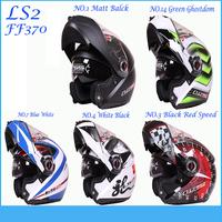 100% Genuine New Helmet LS2 FF370 Motocross Helmet Motorcycle LS2 Helmet Double Lens FF370 Latest Version Have Bag  H2876