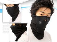 2014 outdoor sports fleece face mask winter new motorbike stock muffler cover hot thermal neck warmers fleece balaclavas cs hat