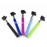 2014 New 2 in 1 Wireless Bluetooth Remote Control Shutter Phone Self Timer Monopod Holder Camera Tripod