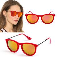 New Fashion Erika Velvet Sunglasses rb 4171 Sunglasses Women Brand Designer Vintage Sun Glasses Women Oculos De Sol Feminino