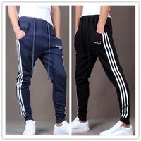 Outdoors Cargo Loose Trousers Men Sweat Harem Sport Joggers Pants Hip Hop Slim Fit Sweatpants for Dance Sports Pants AY850794