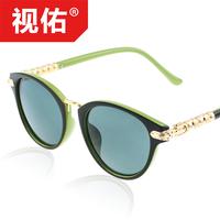 2014 women's sunglasses female fashion vintage sunglasses large frame sunglasses glasses