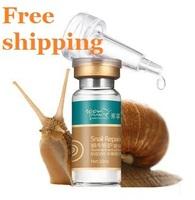 Free shipping 5 Days See Result Snail liquid whitening moisturizing essence moisturizing Serum Remover removal redness Acne Scar