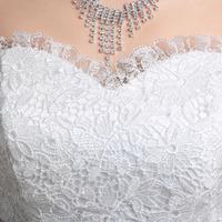 2014 Korean version of the new fall and winter wedding dress lace wedding dress Bra Qi was thin high-grade diamond wedding whole