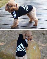 Pet Puppy Dog Cat Coat Clothes Hoodie Sweater Costumes Size S M L XL XXL 5 Color