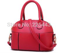 2014 winter bucket bag women handbag pu shoulder cross-body free shipping