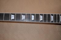 Customized service upgrades guitar with  ebony fretboard
