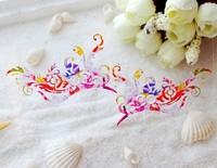 Fashion multicolour Art eyelashes using carbon fiber cloth paper-cut eye patch eyeliner  China art False eyelash free shipping