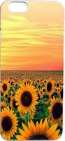 Beautiful Yellow Sunflowers Hard Unique Designer Slim case for apple iphone 6 4.7 inches