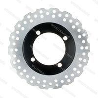 210mm Motorcycle REAR Brake Discs Rotor For SUZUKI RG 125 RGV 250 TV 200 GSXR 250 GSXR 400