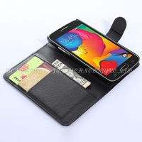 New arrival luxury wallet leather Case cover for samsung GALAXY AVANT G386T case with card holders