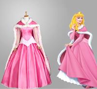 High Quality Sleeping Beauty Costume Princess Aurora Stage Costume Performance Dress