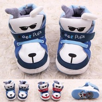2015 new arrival Retail Baby boy/girl Toddler shoes baby first walkers lovely baby shoes size 11cm/12cm/13cm Free shipping