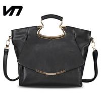 VEEVAN new shoulder bags 2015 women handbag designer brand leather bag casual tote bag bolsas femininas crossbody bags handbags