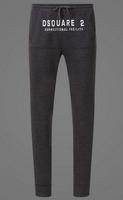 2015 men's  fashion D2 long sports pant DSQ brand casual long cotton pant 3 colors high quality, Free shipping !!
