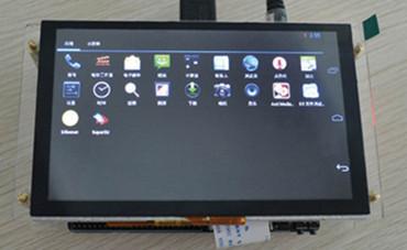 Freescale I.MX6Q Mini-PC E9 Cortex-A9 Quad Development Board (Linux+Qt System) + 5.0 inch LCD Module 2GB DDR3 8GB Flash(China (Mainland))