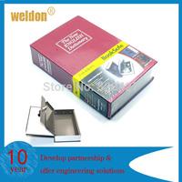 Home decorative hidden English Dictionery Metal book safe medium size
