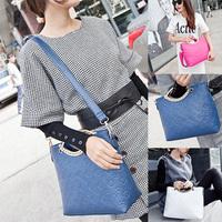 New Design Women Handbag Tote Bag Fashion Shoulder Bag Satchel Ladies Leather Purse Messenger Hobo Bag