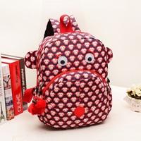 2015 Basic Kip kippl Backpack Nylon Monkey Bag Waterproof  Mochilas Kippl Laptop Women Travel Bags Loverly girl/boy Backpack