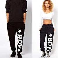 2014 New Men/Women Cool Harem Pants Men's Regular Casual Fit Hip Hop Sport Pants Baggy Jogging Joggers Trousers Calca Feminina
