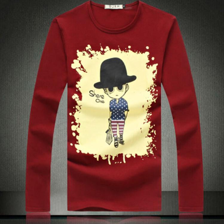 Camisa Plus Size  4XL 5XL  6XL  T Shirt Men Tops Tees Men's Clothing O-Neck  Mens T Shirts Fashion 2014(China (Mainland))