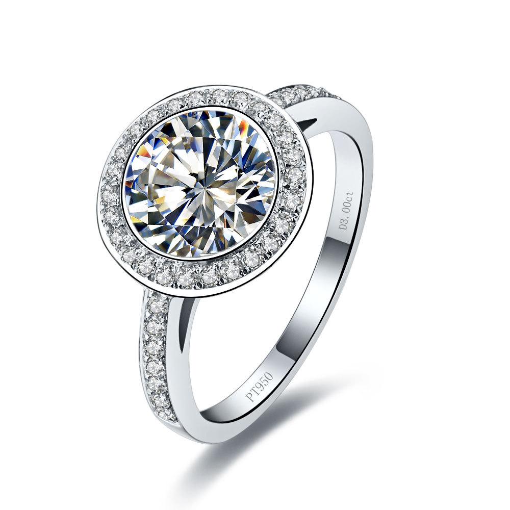 pare Prices on 3 Karat Diamond Engagement Ring line Shopping Buy Low Pr