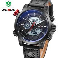 New Watches men luxury brand WEIDE Fashion Casual Sports dive LED watches quartz watch men wristwatches relogio masculino 3401