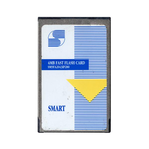 4MB ATA Flash Card SMART Memory Card Fast Flash Card(China (Mainland))