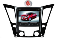 Factory wholesales:car dvd gps for HYUNDAI SONATA 2012+3G+rds+ freemap+A2DP+ STEERING WHEEL CONTROL+BLUETOOTH