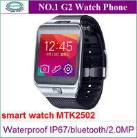 original NO.1 G2 Smart Watch IP67 Waterproof Watch CPU MTK2502 With Passometer Fitness Tracker Support For IOS Andriod System