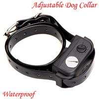 1Set EU/US Adjustable Anti Bark Dog Collar Waterproof Rechargeable Remote Electric Training Shock Dog Collar  For Dog