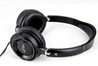 3.5 mm headphone Wired headset phone headset  For Computer Game MP3 dj  music handsfree Free shipping