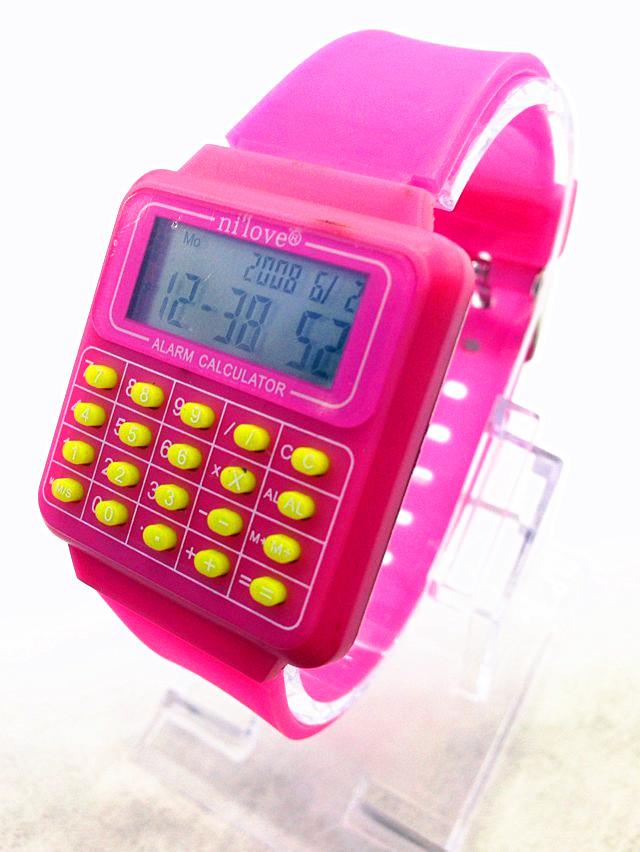 Calculator Watch Ildren Watch The Calculator