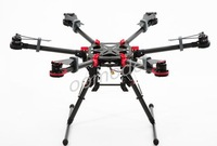 DJI S900 Spreading Wings 6 axis RC quadcopter tracking shipping
