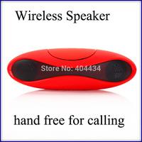 Wireless bluetooth speaker rugby bluetooth stereo card usb flash drive hands-free mini speaker 100pcs