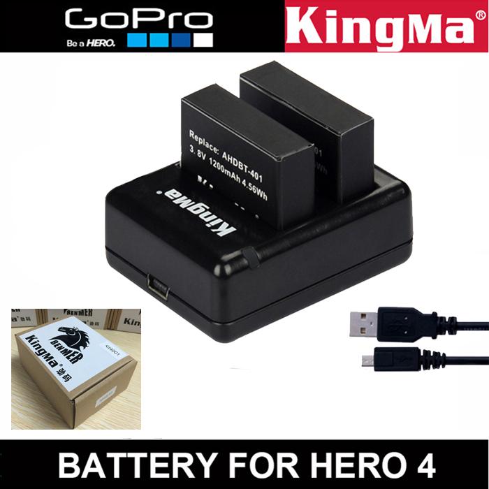 все цены на Аккумулятор для фотокамеры OEM 5PCS GoPro 4 AHDBT401 AHDBT/401 AHDBT 401 GoPro Hero 4 онлайн