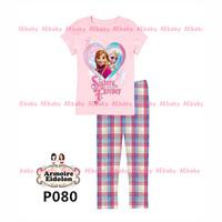 Dec-22 Girls Princess Elsa & Anna Clothing Set Kids Cartoon Clothes New 2014 Wholesale Children Frozen Pajamas Sets P-080