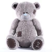 "Giant Huge Big 45""/115cm Teddy Bear Stuffed Plush Animal Toy / Free Shipping"