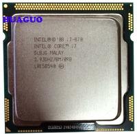 HUAGUO for Intel Core i7 870 SLBJG Quad-Core CPU 2.93 GHz BV80605001905AI LGA 1156 100% OK