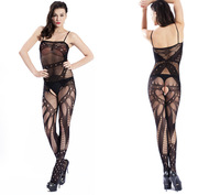 Free shipping sale lingerie Jumpsuit sexy condole interest even the body stocking the open stalls of