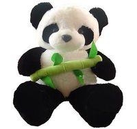 "GIANT HUGE BIG 20""/50cm PANDA BEAR STUFFED PLUSH ANIMAL TOY & Free Shipping"