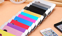 Newest Moshi iGlaze Armor Case for iPhone 6 4.7'' 6Pluse 5.5'' Brushed Aluminum Metal Slim Cover Case with Retail Box 100PCS/LOT