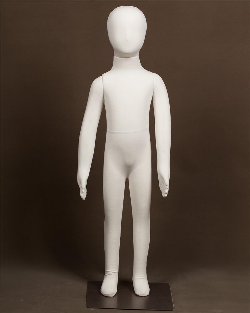 New 9 Years Kid/Child/Childern Full Body White Pinnable Flexible Form/Mannequin(China (Mainland))
