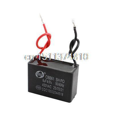 Пассивные электронные компоненты AC 450 6uF 5% CBB61