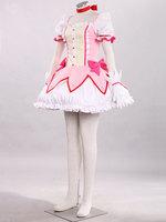 cosplay anime costume magic girl Puella Magi Madoka Magica Dress