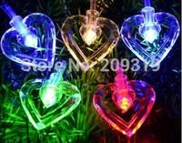Christmas heart string lights  Christmas tree  10 meters