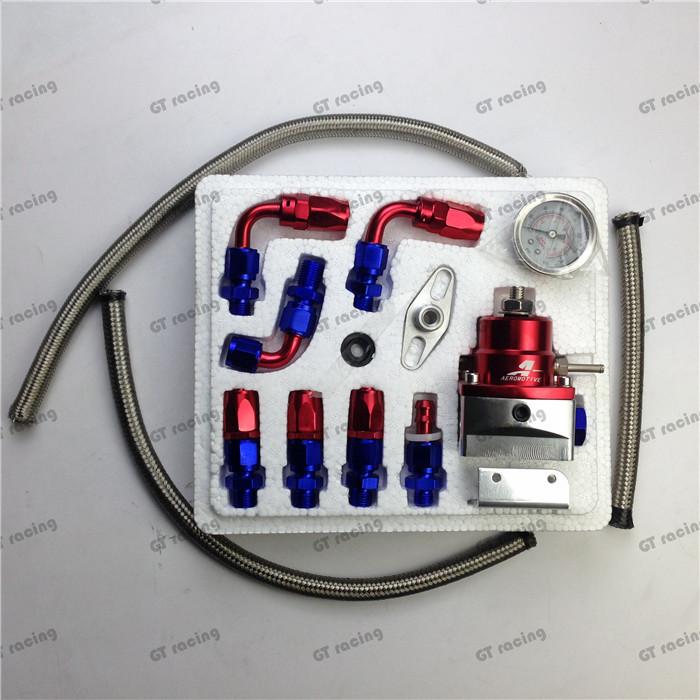 Aeromotive fuel pressure regulator /Fuel Pressure Regulator Oil Cooler Kit(China (Mainland))