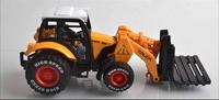 Free shipping (4pcs/set)Toys alloy farmer car wholesales and retails